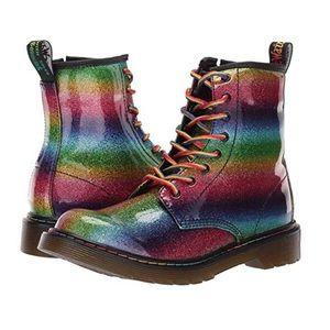 NEW • Dr. Martens • 1460 Lace Up Combat Boots 7